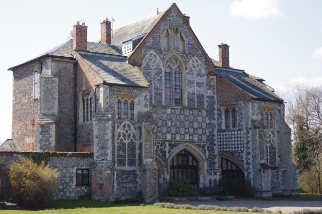 Butley Priory, Woodbridge, Suffolk