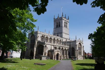 St. Swithuns, Retford - Pianist Nottinghamshire