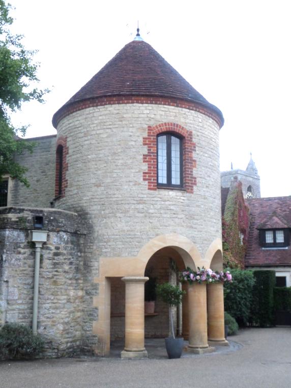 The Greenhouse at Le Manoir aux Quat'Saisons