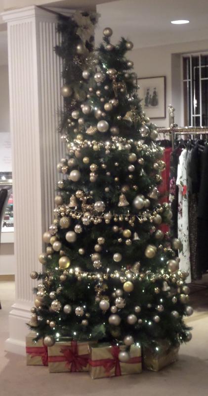 Christmas Tree at Ambers